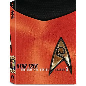 Star Trek: Original Series - seizoen drie [DVD] USA import