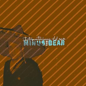 Minus Bear - Interpretaciones Del Oso [CD] USA importerer