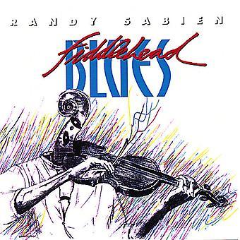 Randy Sabien - Birding Blues [CD] USA import