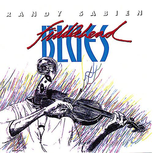 Randy Sabien - Fiddlehead Blues [CD] USA import