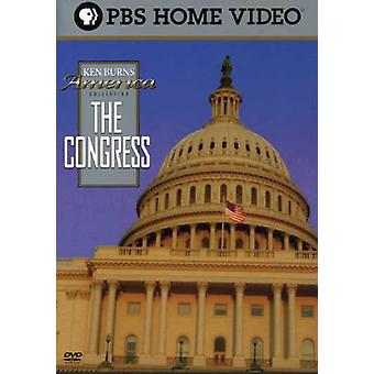 Kongressen [DVD] USA import