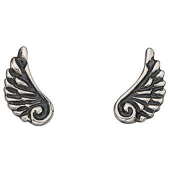 925 серебряные серьги Ангела крыло