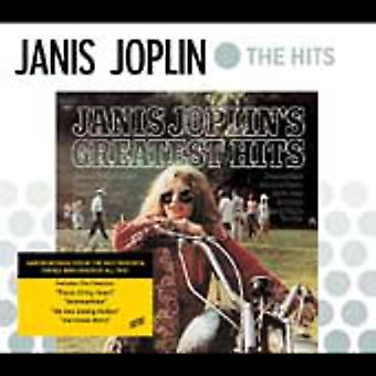 Janis Joplin - Greatest Hits [CD] USA import
