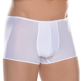 HOM Plumes Trunk, White, X-Large