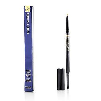 Estee Lauder Double Wear Stay In Place Brow Lift Duo - # 05 Highlight/Black - 0.09g/0.003oz