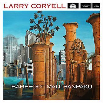 Larry Coryell - barfodet mand: Sanpaku [CD] USA import