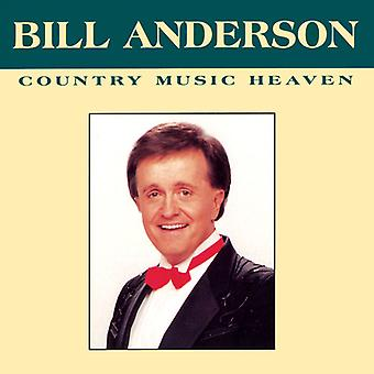 Bill Anderson - Country Music Heaven [CD] USA import