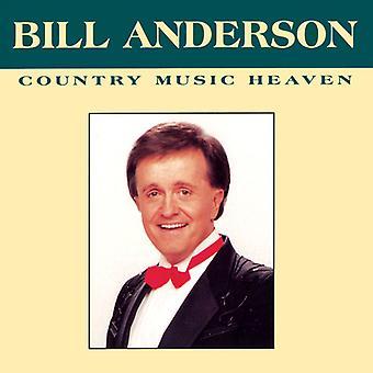 Bill Anderson - importación de Estados Unidos música Country cielo [CD]