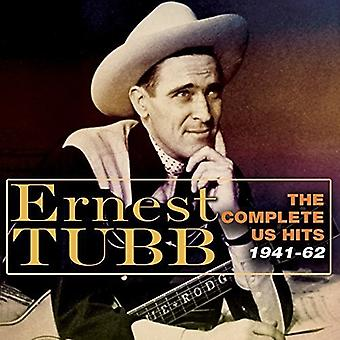 Ernest Tubb - Tubb Ernest-Complete Hits 1941-62 [CD] USA import