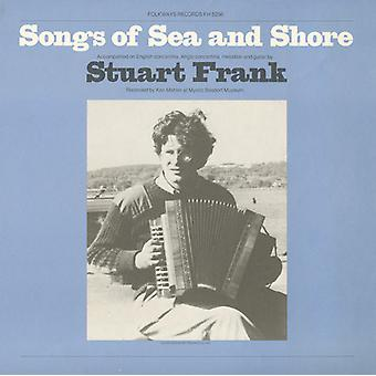Stuart M. Frank - Songs of Sea & Shore [CD] USA import