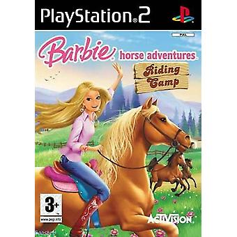 Barbie Horse Adventure (PS2)