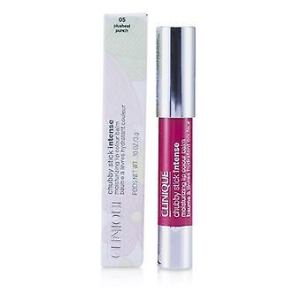 Clinique Chubby Stick Intense Moisturizing Lip Colour Balm - No. 5 Plushest Punch - 3g/0.1oz