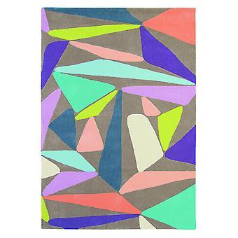 Xian Triangles Multi Geometric Rug - Brink & Campman