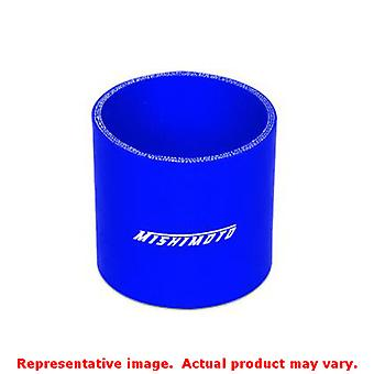Mishimoto Silicone Couplers MMCP-30SBL Blue 3.0in Fits:UNIVERSAL 0 - 0 NON APPL