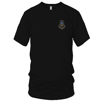 USAF Airforce - AFSOC 2500 Hours Tab Embroidered Patch - Kids T Shirt