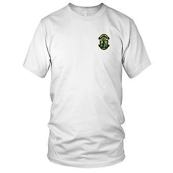 US Navy HS-75 haftowane Patch - Szmaragdowi wojownicy Panie T Shirt