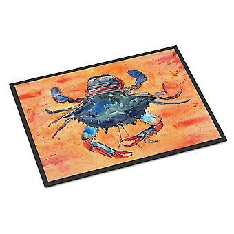 Carolines tesoros 8096-JMAT cangrejo interior o al aire libre 8096 de 24 x 36 tapete felpudo