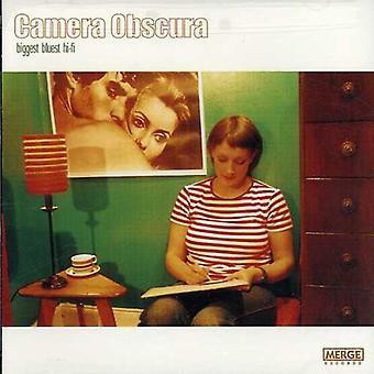Camera Obscura - Biggest Bluest Hi-Fi [CD] USA import