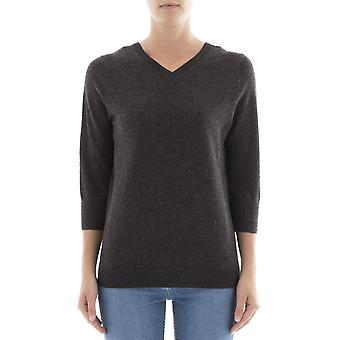 Isabel Marant ladies PU058617A046E02AN gray cotton sweater