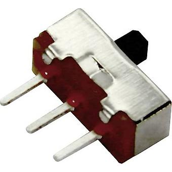 Micro slide switch with enclosure Sol Expert SUM4 (L x W x H) 3