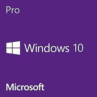 Microsoft Windows® 10 Pro 32-Bit OEM Full version, 1 license Windows Operating system