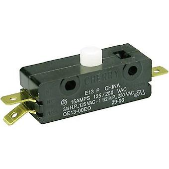 Microswitch 250 Vac 15 A 1 x On/(On) Cherry Switches