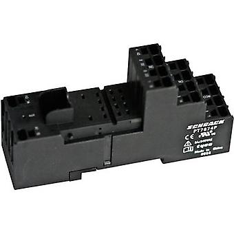 TE Connectivity 1860000-1 PT7874P Plug-In Relay Socket