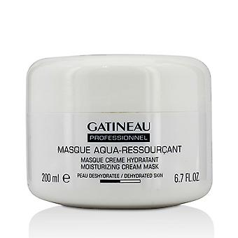 Gatineau Aquamemory Masque Aqua-Ressourcant hydraterende crème masker - gedehydrateerde huid (Salon grootte) 200ml/6,7 oz