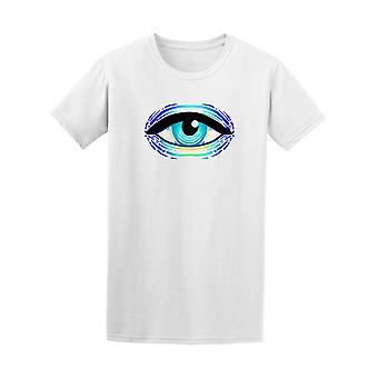Esoteric Symbol All Seeing Eye Graphic Tee - Image by Shutterstock