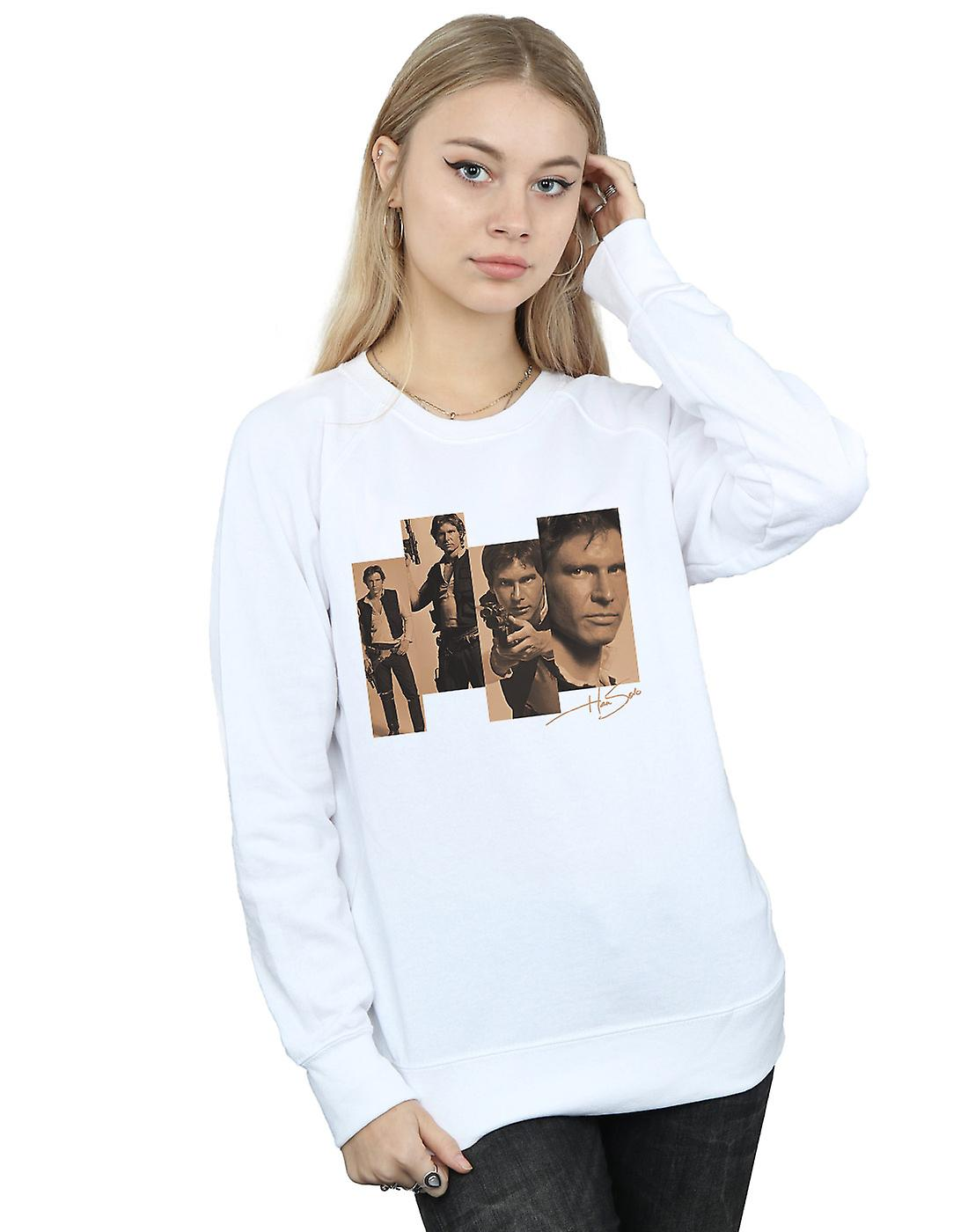 Han féminin de Star Wars Solo Photoshoot Sweatshirt