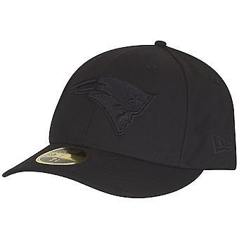 Nova era 59Fifty baixo perfil Cap - NFL New England Patriots