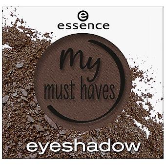 Essensen mine Must Haves øjenskygge 04 Brownie'licious (Make-up, øjnene, øjenskygge)