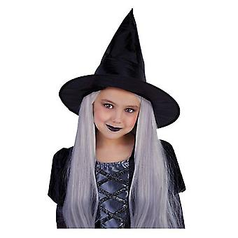 Rubie's Child Witch Hat With Hair (Babies and Children , Costumes)
