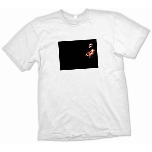 Womens T-shirt - Mike Tyson Boxing