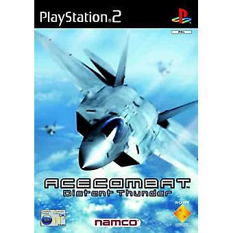 Ace Combat 4 Distant Thunder (PS2) - Usine scellée