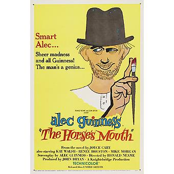 The Horses Mouth Movie Poster (11 x 17)