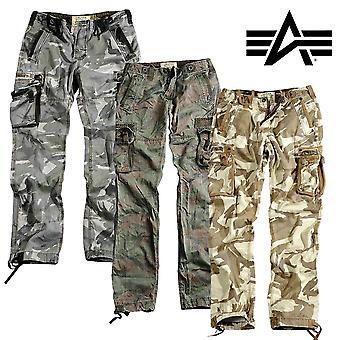Alpha Industries Pants Tough C