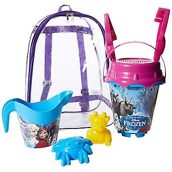 Disney Set cube castle watering can of frozen (Babies and Children , Toys , Others)