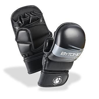 Bytomic Axis MMA Sparring Gloves Black/Grey