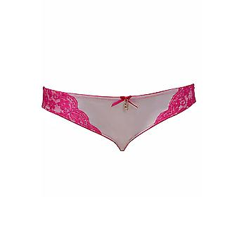 Plus Size Lingerie Pretty Panty with Lace Side Detail