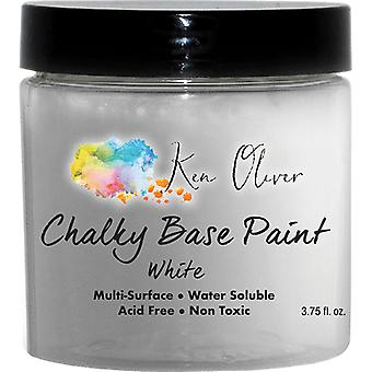 Ken Oliver Chalky Base Paint-White