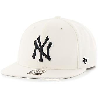 47 fire Snapback Cap - NO SHOT New York Yankees natural