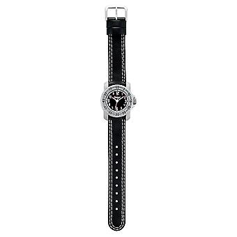Scout child watch action boys learning watch black white 280376033