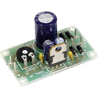 LM 317 T 出力電圧 1.2 32 Vdc (電圧レギュレータ) なしキットの基板電圧レギュレータ