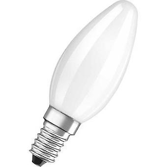 OSRAM LED EEC A++ (A++ - E) E14 Candle 3.4 W = 25 W Warm white (Ø x L) 35 mm x 99 mm 1 pc(s)