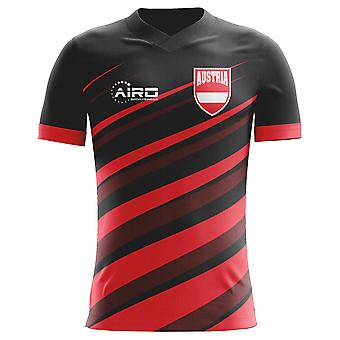 2018-2019 Austria Third Concept Football Shirt