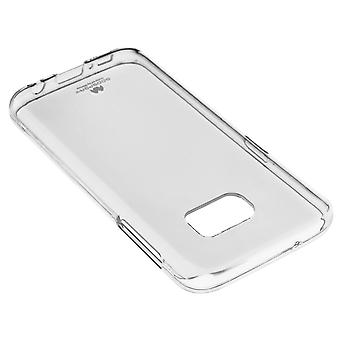 Glossy & Shiny soft case by Mercury for Samsung Galaxy S7 - Ultra clear