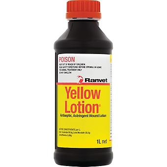 Yellow Lotion 1L