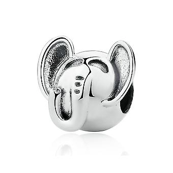 Charm in argento Sterling Elephant