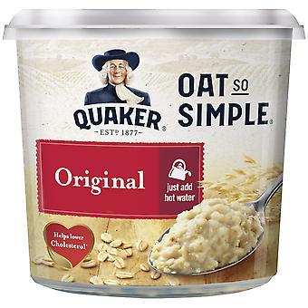 Quaker Original Oat So Simple Porridge Pots